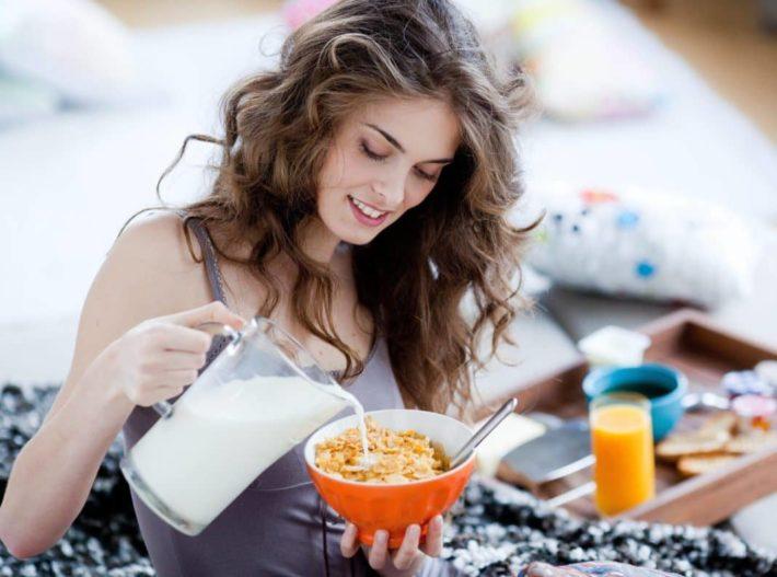 Полезное питание для похудения меню