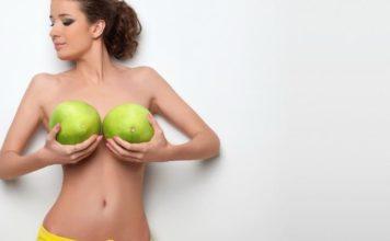 как увеличить грудь в домашних условиях