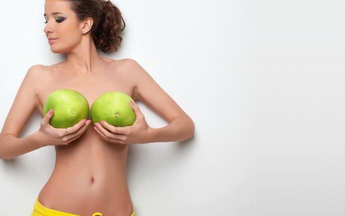 Как отрастить грудь за месяц