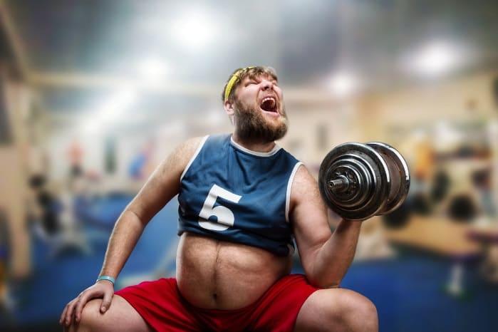 О причинах и последствиях пивного живота у мужчин