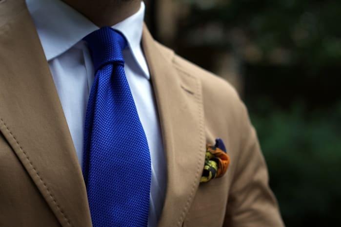 Как выбрать галстук мужчине