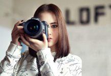 как правильно фотографироваться