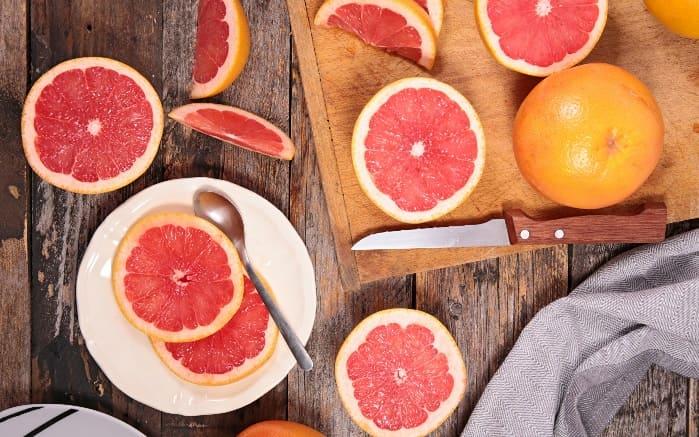 Грейпфрутовая диета для похудения — меню, отзывы и результаты
