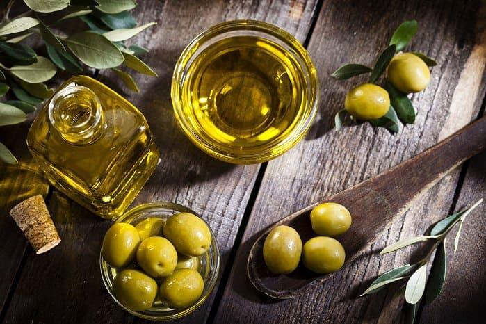 оливковое масло похудеть